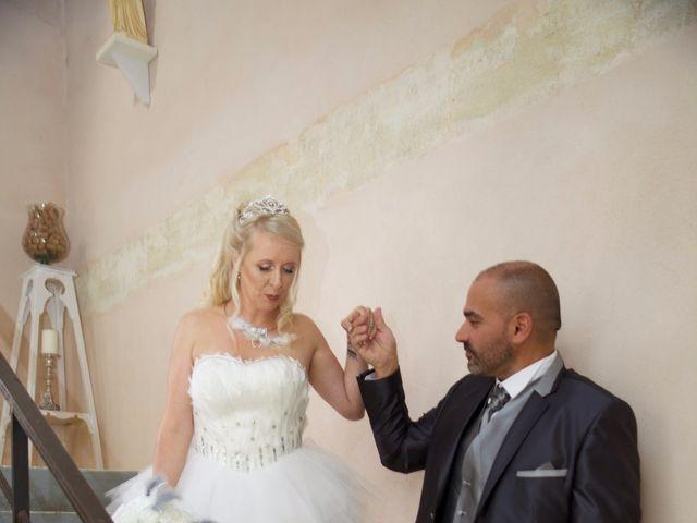 Le mariage de Serge et Sandrine à Gauriac, Gironde 44