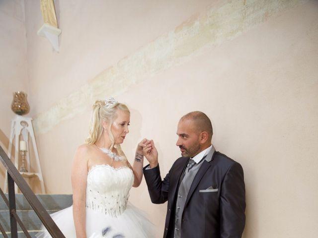 Le mariage de Serge et Sandrine à Gauriac, Gironde 46