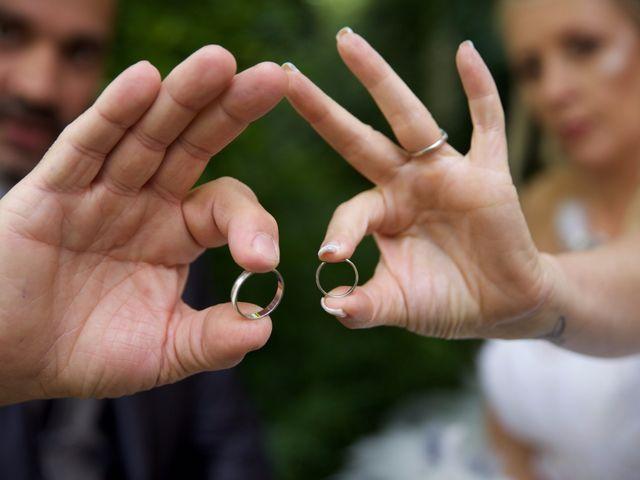 Le mariage de Serge et Sandrine à Gauriac, Gironde 48
