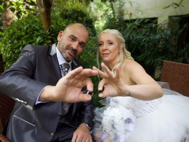 Le mariage de Serge et Sandrine à Gauriac, Gironde 49