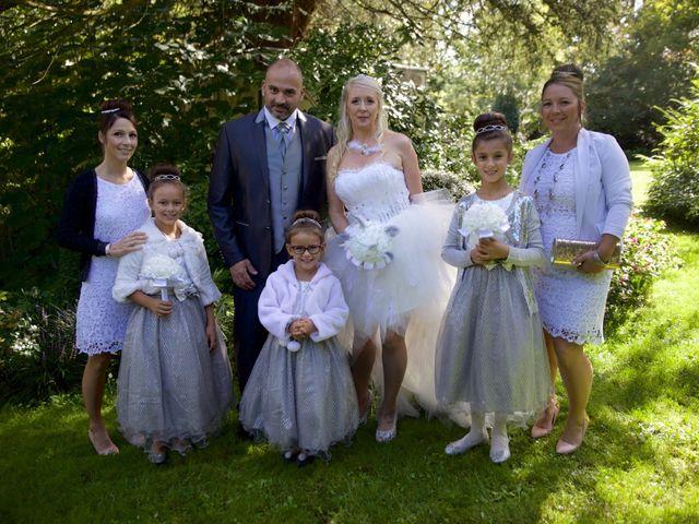 Le mariage de Serge et Sandrine à Gauriac, Gironde 55