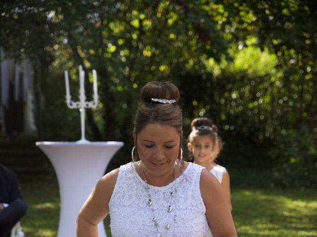 Le mariage de Serge et Sandrine à Gauriac, Gironde 86