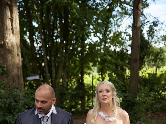 Le mariage de Serge et Sandrine à Gauriac, Gironde 90