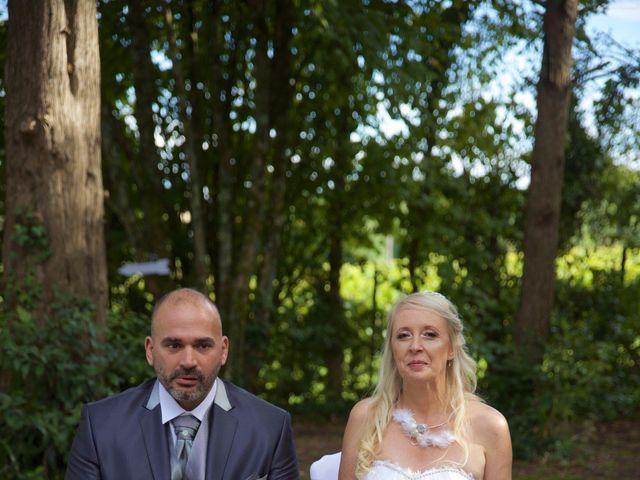Le mariage de Serge et Sandrine à Gauriac, Gironde 91