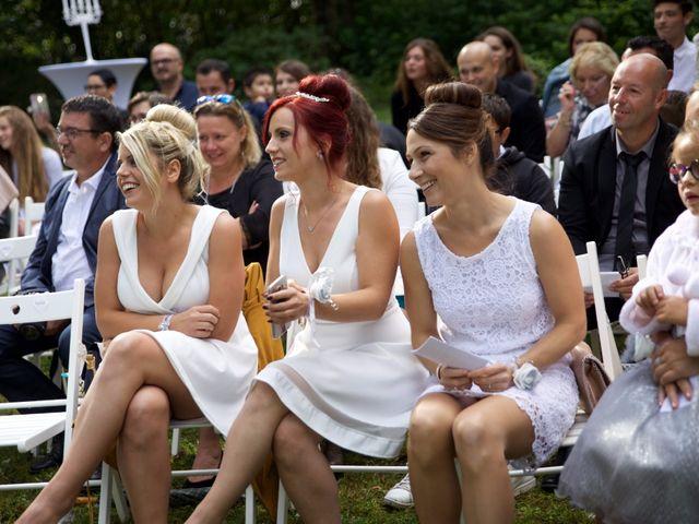 Le mariage de Serge et Sandrine à Gauriac, Gironde 93