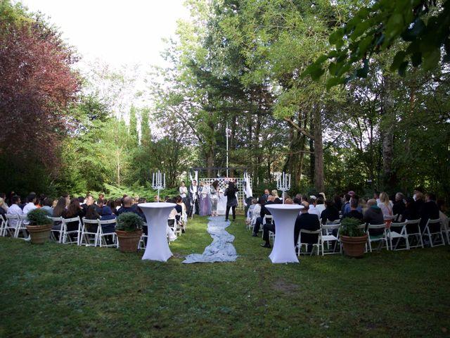 Le mariage de Serge et Sandrine à Gauriac, Gironde 94