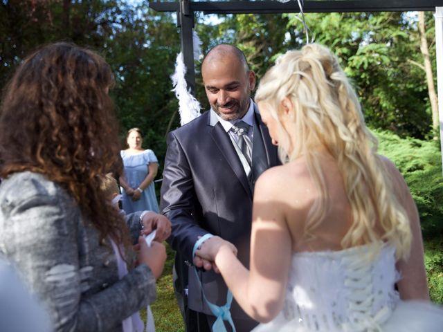 Le mariage de Serge et Sandrine à Gauriac, Gironde 104