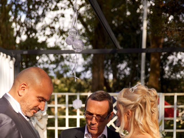 Le mariage de Serge et Sandrine à Gauriac, Gironde 110