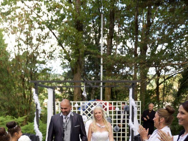 Le mariage de Serge et Sandrine à Gauriac, Gironde 118