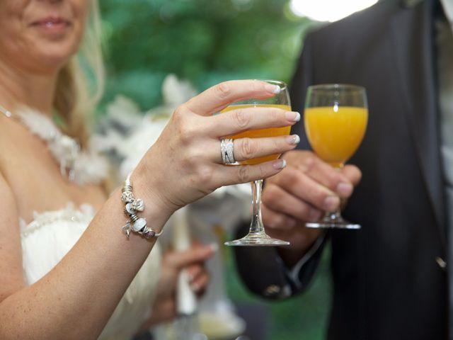 Le mariage de Serge et Sandrine à Gauriac, Gironde 123