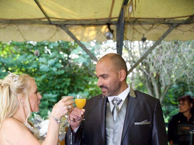 Le mariage de Serge et Sandrine à Gauriac, Gironde 125