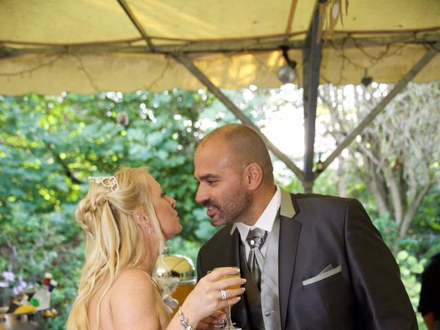 Le mariage de Serge et Sandrine à Gauriac, Gironde 126