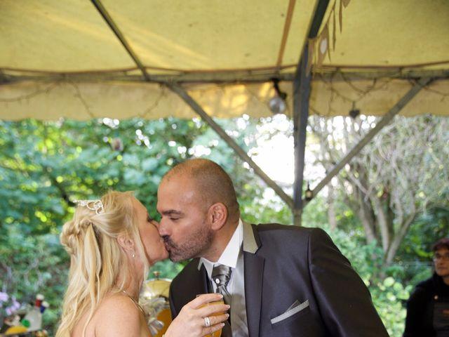 Le mariage de Serge et Sandrine à Gauriac, Gironde 127