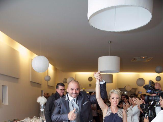 Le mariage de Serge et Sandrine à Gauriac, Gironde 181