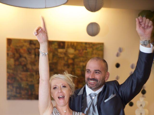 Le mariage de Serge et Sandrine à Gauriac, Gironde 184