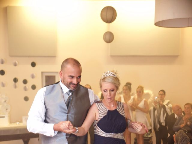 Le mariage de Serge et Sandrine à Gauriac, Gironde 202