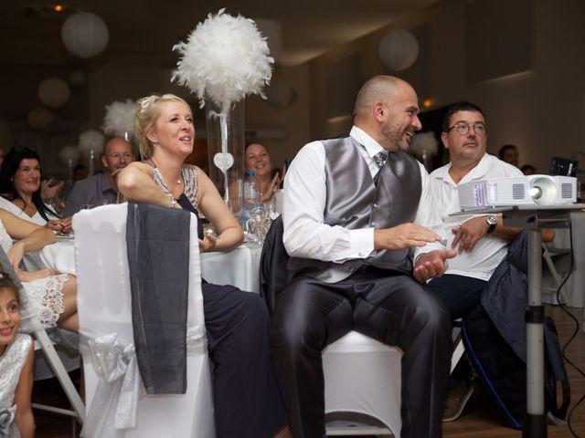 Le mariage de Serge et Sandrine à Gauriac, Gironde 210