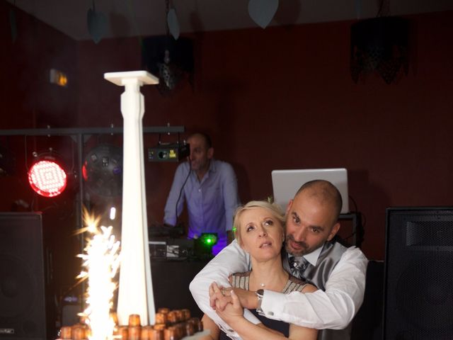 Le mariage de Serge et Sandrine à Gauriac, Gironde 223