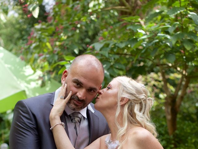Le mariage de Serge et Sandrine à Gauriac, Gironde 235