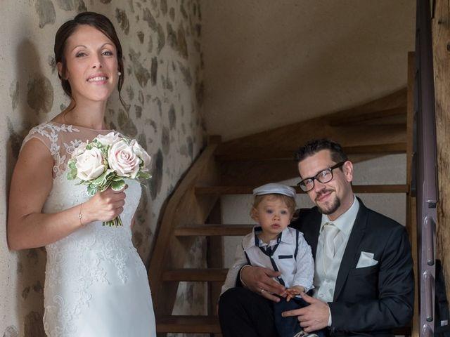 Le mariage de Julien et Cindy à Bressuire, Deux-Sèvres 4