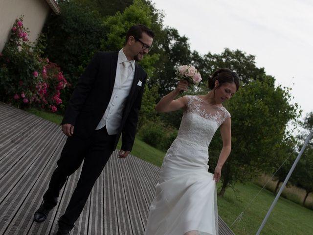 Le mariage de Julien et Cindy à Bressuire, Deux-Sèvres 5