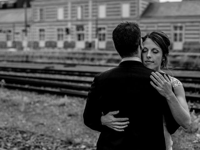 Le mariage de Julien et Cindy à Bressuire, Deux-Sèvres 12