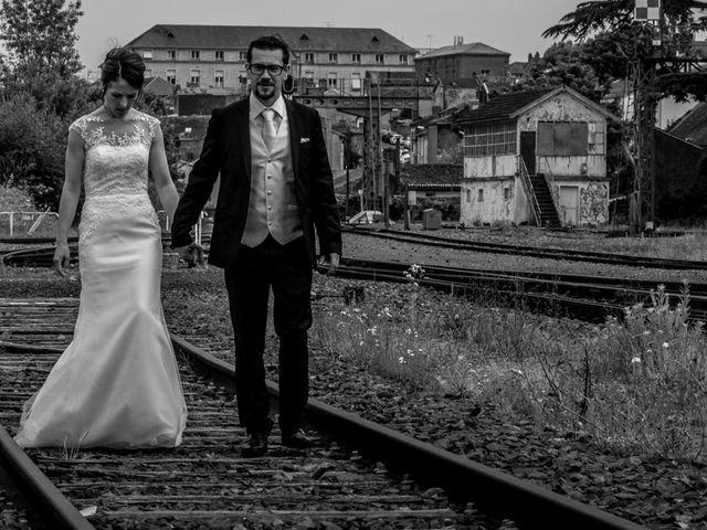 Le mariage de Julien et Cindy à Bressuire, Deux-Sèvres 15