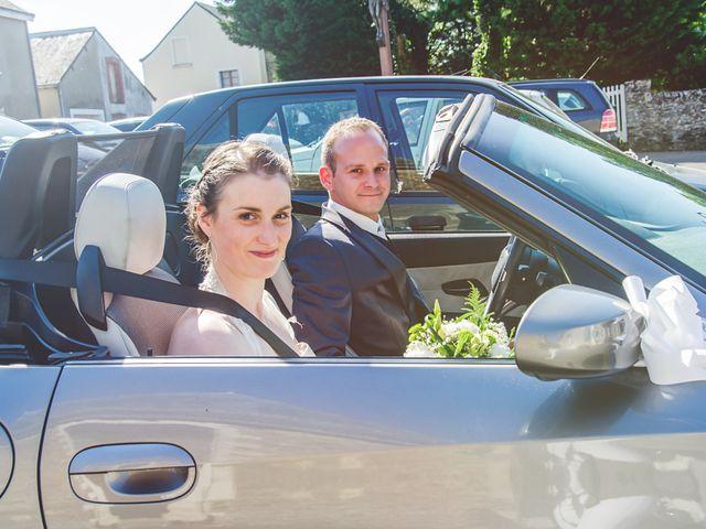 Le mariage de Cédric et Ophélie à Segré, Maine et Loire 2