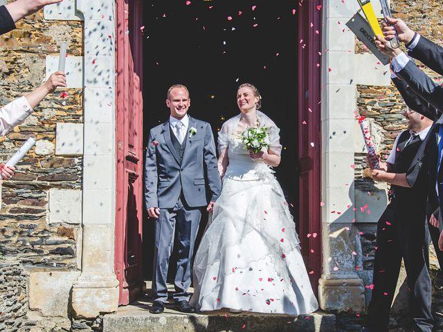 Le mariage de Cédric et Ophélie à Segré, Maine et Loire 4