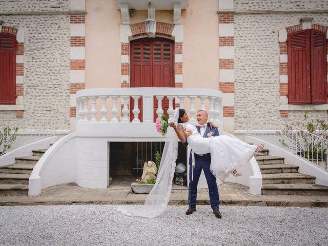 Le mariage de Marcelle et Mario