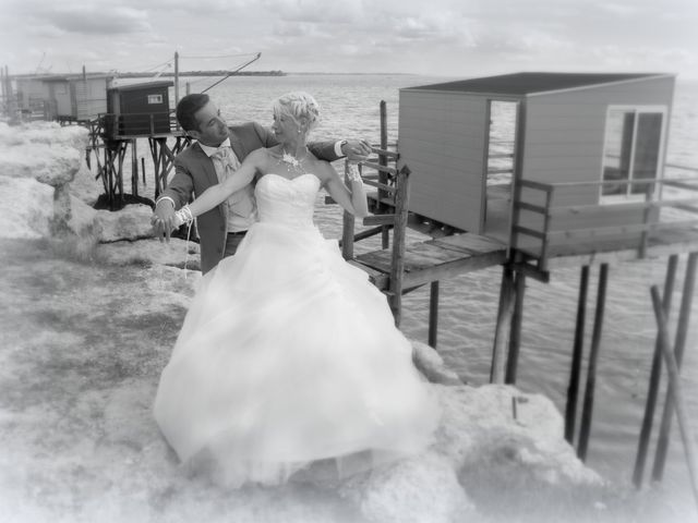 Le mariage de Cédric et Angélique à Meschers-sur-Gironde, Charente Maritime 1