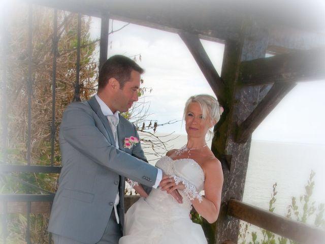 Le mariage de Cédric et Angélique à Meschers-sur-Gironde, Charente Maritime 4