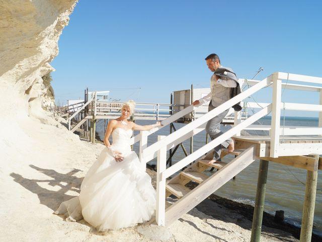 Le mariage de Cédric et Angélique à Meschers-sur-Gironde, Charente Maritime 10