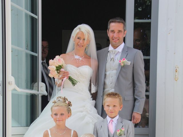 Le mariage de Cédric et Angélique à Meschers-sur-Gironde, Charente Maritime 12