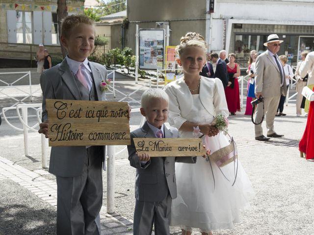 Le mariage de Cédric et Angélique à Meschers-sur-Gironde, Charente Maritime 13