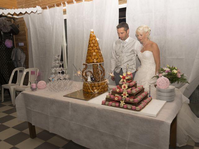 Le mariage de Cédric et Angélique à Meschers-sur-Gironde, Charente Maritime 16