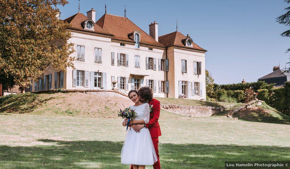 Le mariage de Yann et Astrid à Barbirey-sur-Ouche, Côte d'Or