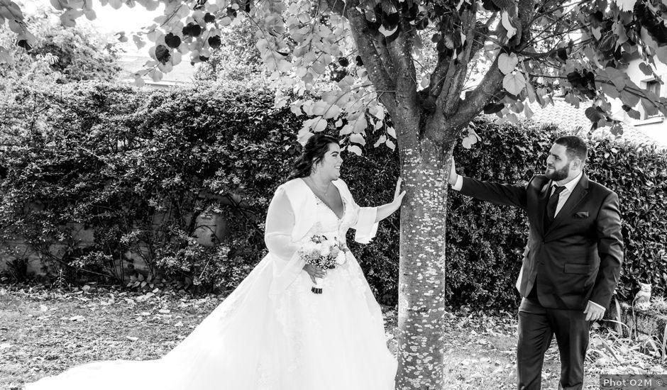 Le mariage de Antoine et Anne Laure à Saint-Genis-Laval, Rhône