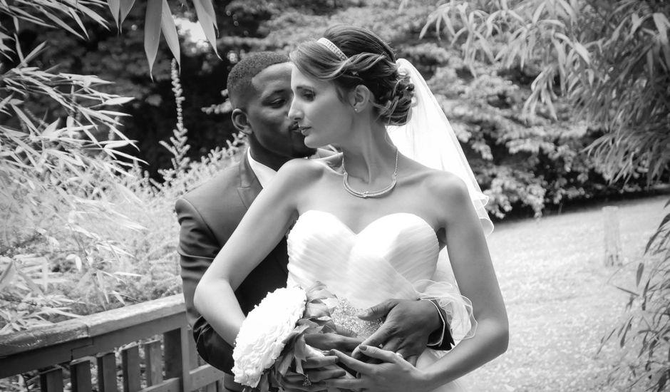 Le mariage de Julie et Abdoulaye à Bouafle, Yvelines