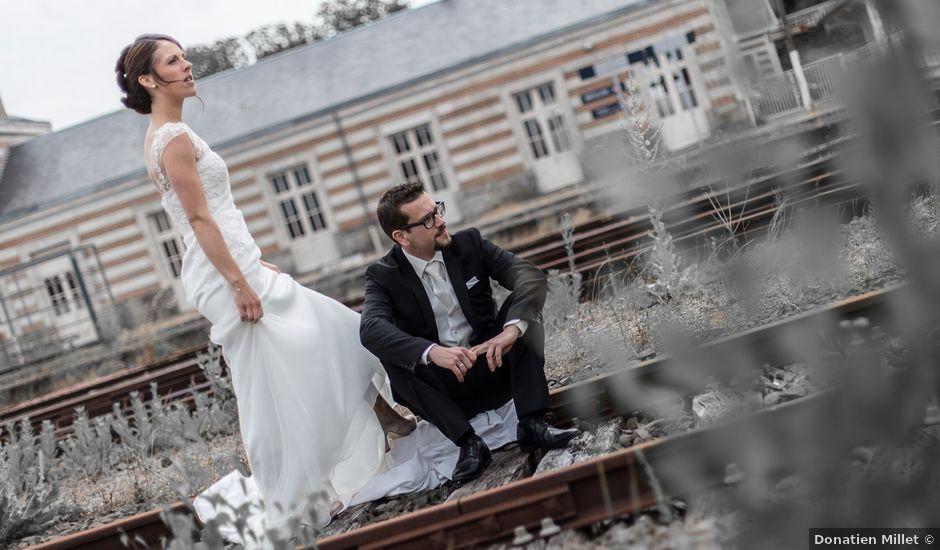 Le mariage de Julien et Cindy à Bressuire, Deux-Sèvres
