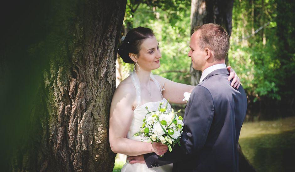 Le mariage de Cédric et Ophélie à Segré, Maine et Loire