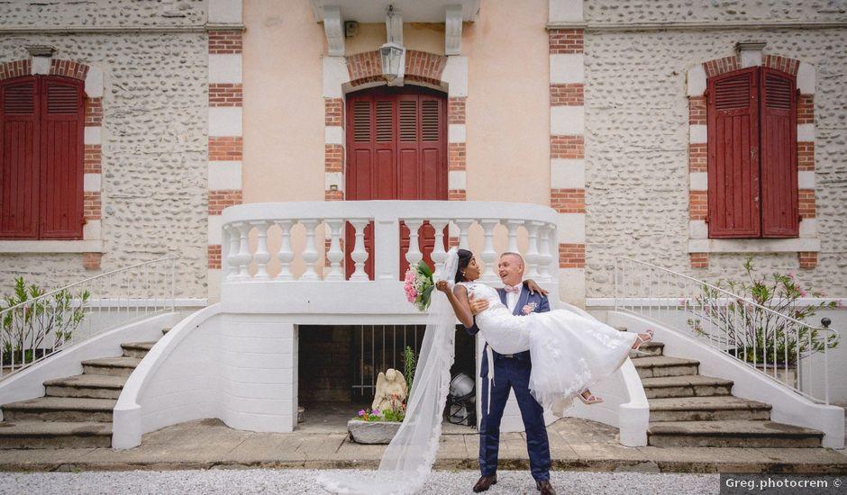 Le mariage de Mario et Marcelle à Ibos, Hautes-Pyrénées