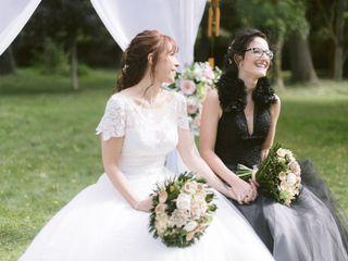 Le mariage de Elodie et Coralie