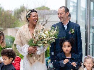 Le mariage de Prisca et Franck