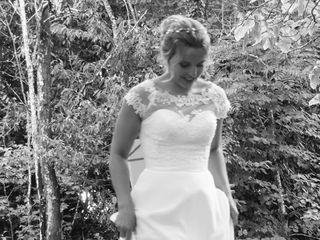Le mariage de Johanna  et Romain  1