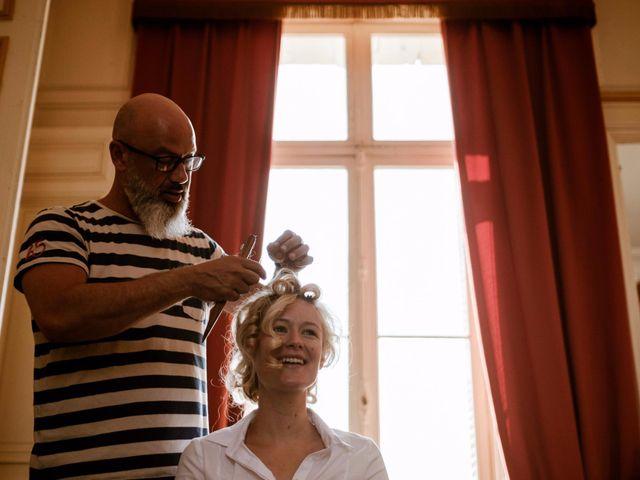 Le mariage de Florent et Julia à Anetz, Loire Atlantique 5