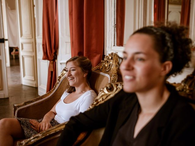 Le mariage de Florent et Julia à Anetz, Loire Atlantique 6