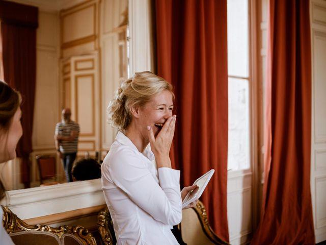 Le mariage de Florent et Julia à Anetz, Loire Atlantique 7