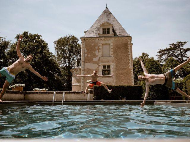 Le mariage de Florent et Julia à Anetz, Loire Atlantique 9