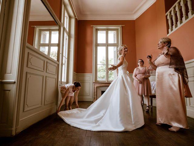 Le mariage de Florent et Julia à Anetz, Loire Atlantique 14
